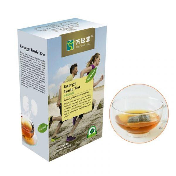 Tonifying Kidney Tea Relieve Fatique Renew Spirits Kidney Health Tea Energy Tonic Tea (Refillable Bottles Hot