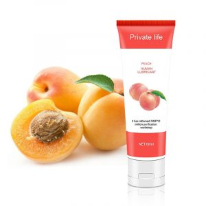 30/60ml Sex Lubricant Peach/Strawberry/Banana/Grape Sex Oil Vaginal/Anal/Penis Gel Adults oral products Fruit flavor Cream