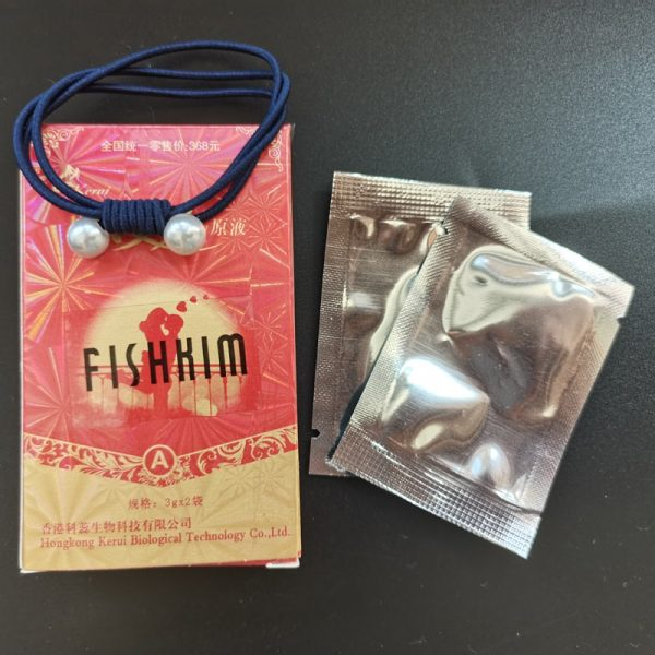 Artificial Hymen With Fake Virgin Blood Female Hygiene Product Private Vagina Health Care For a Women 2 pcs/box FISHKIM