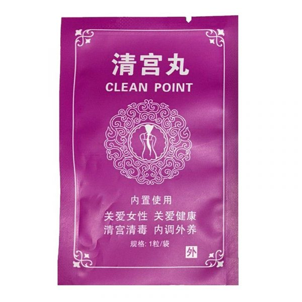 1pc/5pc Swab Tampons Female Hygiene Vaginal Clean Point Tampon Discharge Toxins Gynaecology Pads Feminine Hygiene Product